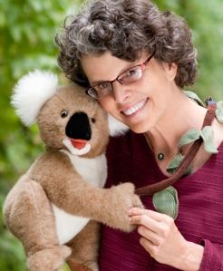 Susy Irwin, storyteller